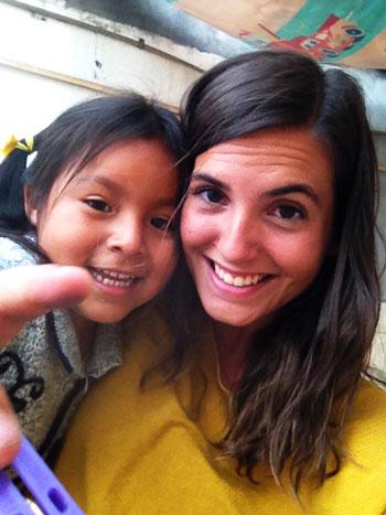 Voluntariado en Arequipa (Perú)