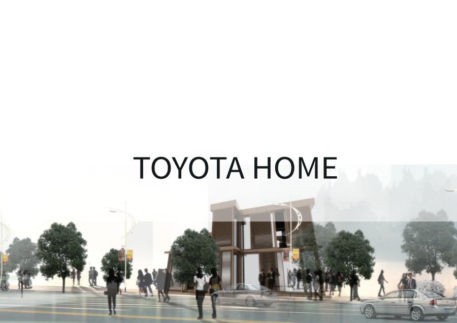 Proyecto de María Sánchez para Toyota