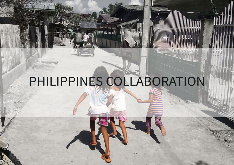 Colaboración de María Sánchez en Filipinas