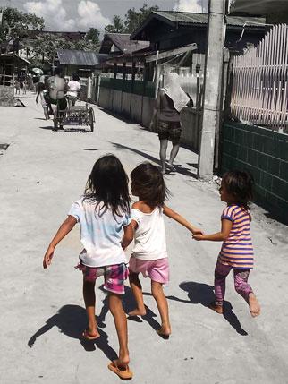 homestay en Filipinas