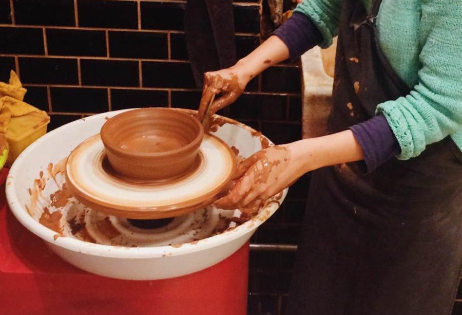 Mi afterwork: la cerámica