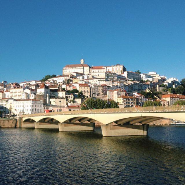 Da 9 Coimbra capital intelectual Visita a la Universidad anteshellip