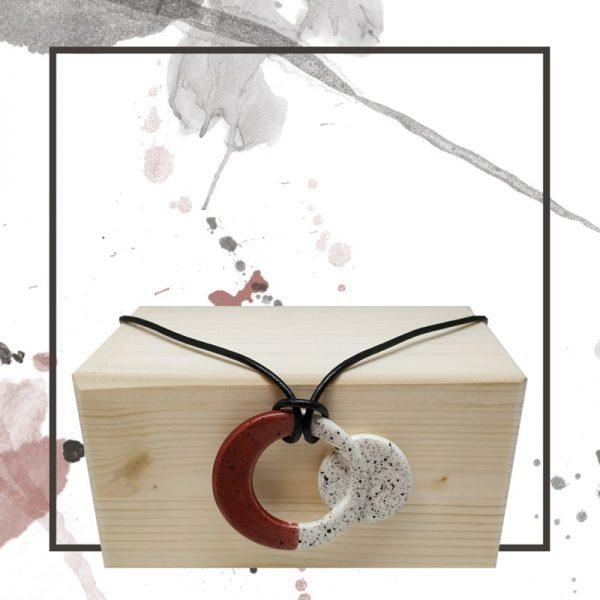 Collar artesanal - Otoño Invierno