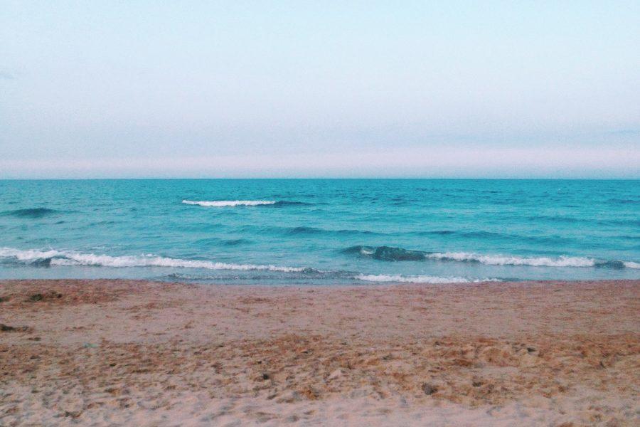 inspiración playa