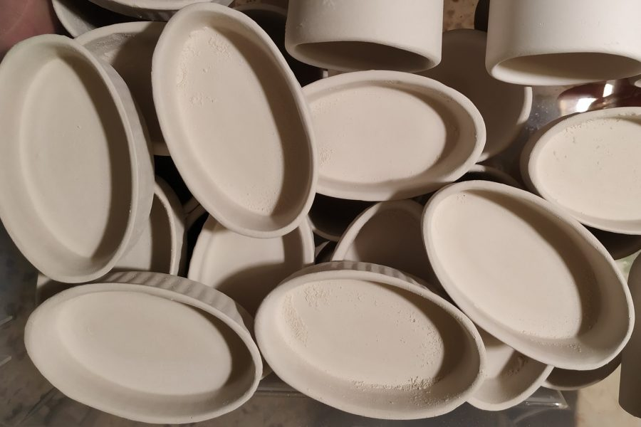 cerámica desde el taller